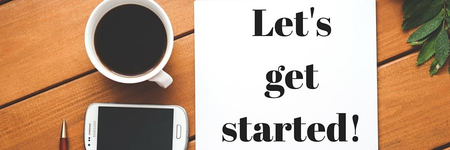Let's get started! (1)